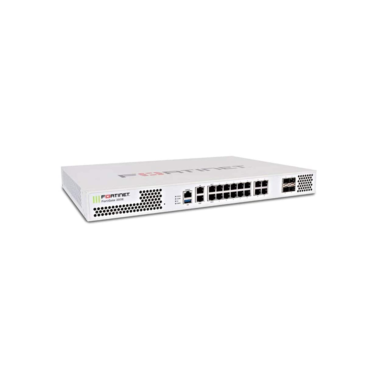 マサッチョテロ状Fortinet FortiGate 200eネットワークセキュリティ/ファイアウォールアプライアンス
