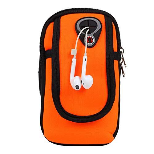 Deporte Correr Brazalete Bolsa Cubierta Brazalete Universal Impermeable Portátil Deportes Soporte Para Teléfono Deportes Al Aire Libre Teléfono Brazo Para Samsung Galaxy J7 2016 5.5 Pulgadas