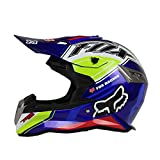 Woljay Casques motocross Casque sport moto sport double...
