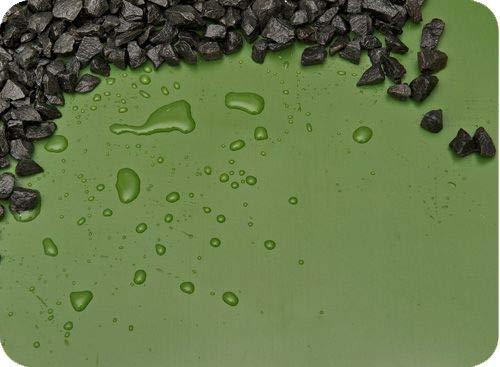 NORDFOL 10,99€/m² Teichfolie Mai grün PVC -P 1,5mm stark - Schwimmteichfolie Folie Schwimmteich (PVC-P, 5m x 4m (20m²))