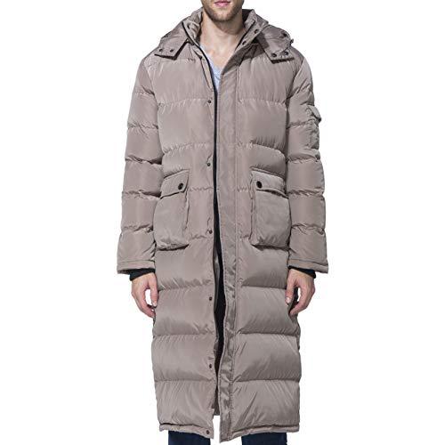Down Full Length Jacket for Men