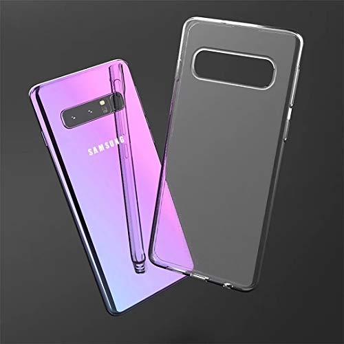 CRainbow Hülle Samsung Galaxy S10 | Idealer Schutz vor Kratzern | Protects The Bildschirm, Camera und Backside