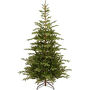 National Tree Company 'Feel Real' Artificial Christmas Norwegian Spruce Tree-7.5 ft