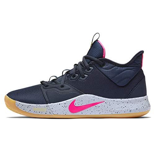 Nike PG3 Basketball Shoes, Obsidian