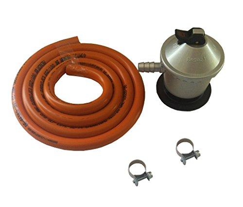 Kit cocina a gas portatil - Incluye...