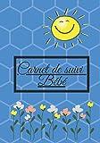 Carnet de suivi bébé: un cadeau idéal future maman / Cahier pour un suivi quotidien de bébé de son a...