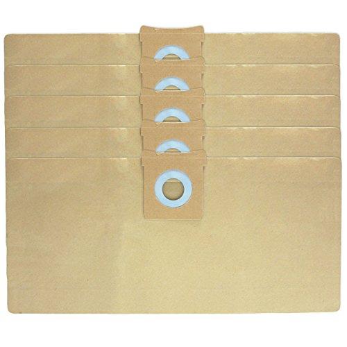 Spares2go - Bolsa resistente para aspirador (más ambientadores). 5 Bags
