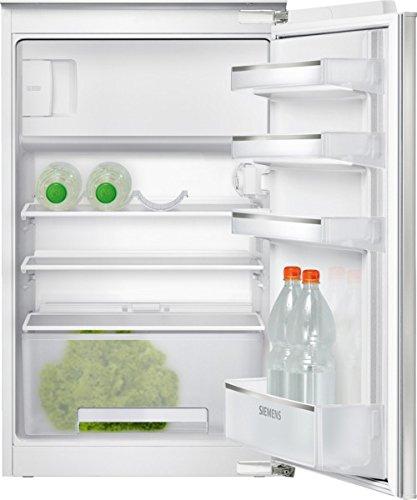 Siemens KI18LV62 iQ100 Kühlschrank / A++ / 87.4 cm Höhe / 150 kWh/Jahr / 112 Liter Kühlteil / 17 Liter Gefrierteil / Extra viel Platz für Obst und Gemüse / Flachschanier