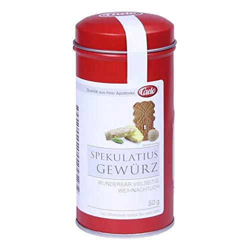 spéculoos Especias caelo HV Paquete de lata (50g Polvo