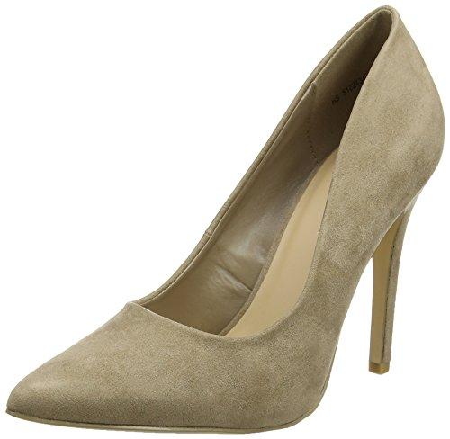 New LookScrumptious 2 - Zapatos de Tacón mujer , color marrón, talla...