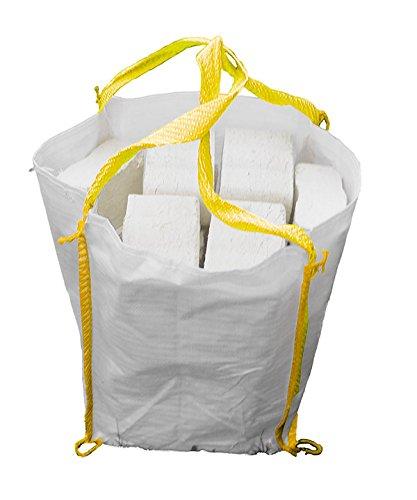 desabag 1.1004Big Bag 45x 45x 60cm, UU, OG, 500kg, Bianco