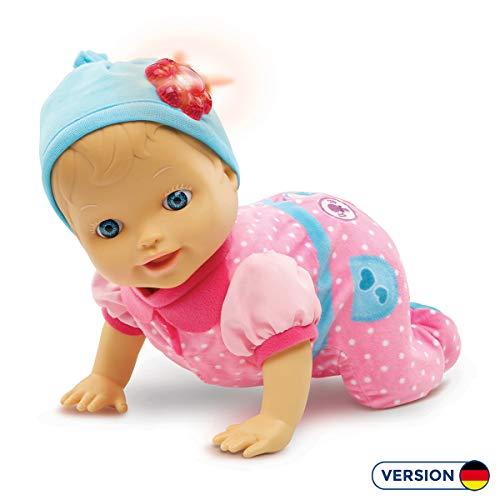 Vtech 80-190104 80-190104-Little Love-Krabbel mit Mir-Lilly, Mehrfarbig