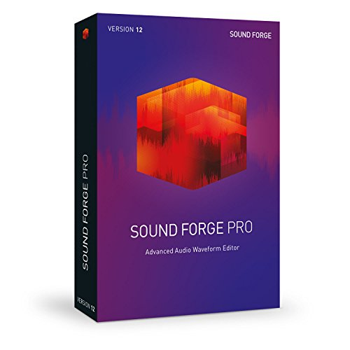 SOUND FORGE Pro|12|1 Device|1 Year|PC|Disc|Disc