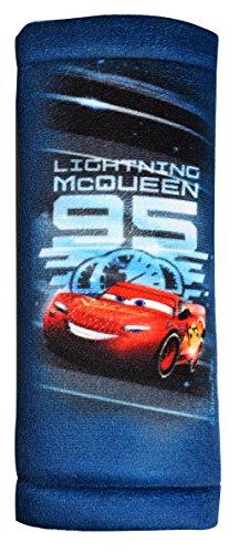 Disney Cars 3 cakfz446Hitachi s4kids -Cinturón acolchado, diseño estampado, color azul, 1 unidad