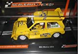 Fly SCALEXTRIC MG Metro 6R4 Camel Nº4 DE SCALEAUTO