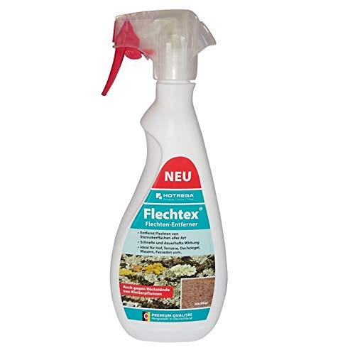 HOTREGA Flechtex Flechten Entferner 750 ml - Flechtenentferner gegen Pilz & Algen