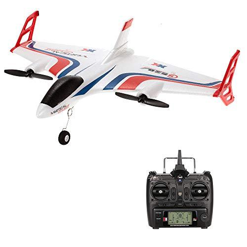 Goolsky XK X520 2.4G 6CH 3D / 6G Airplane VTOL Decollo Verticale Land Delta Wing RC Drone con Interruttore di modalit¨¤