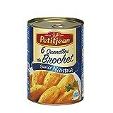 PETITJEAN - 6 Quenelles De Brochet Sauce Nantua 400G - Lot De 4 - Offre Special