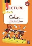 Lecture Piano CE1 - Cahier d'écriture