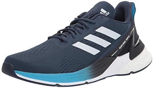 adidas mens Response Super Running Shoe, Crew Navy/White/Ink, 11.5 US