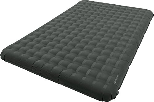 Outwell Flow Airbed Double 200 x 140 x 20 cm, schwarz