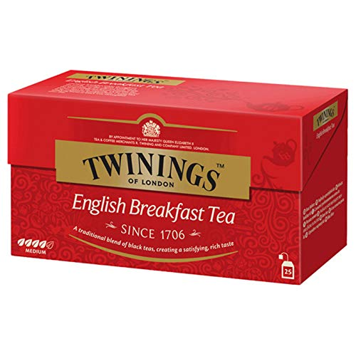 caja para infusiones fabricante Twinings