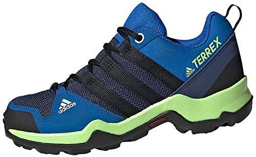 adidas Unisex Kinder Terrex Ax2r R.rdy K Freizeit Turnschuhe und Sportbekleidung, Blau Collegiate Navy Core Black Blue Glory, 34 EU