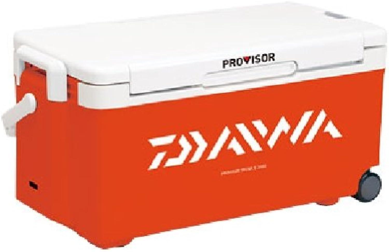 Daiwa (Daiwa) Cooler Box Fishing Purobaiza Trunk S3500 Red 3291237