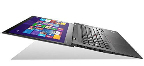 Lenovo ThinkPad X1 Carbon Touch 2nd Generation Business Ultrabook - Core i7-4600U, 256GB SSD, 8GB RAM, 14.0' IPS WQHD (2560 x 1440) Anti-Glare Touchscreen, 720p HD Webcam, Intel AC-7260 Advanced WiFi, Bluetooth, Fingerprint Reader, Backlit Keyboard, Windows 8.1 Standard 64-bit