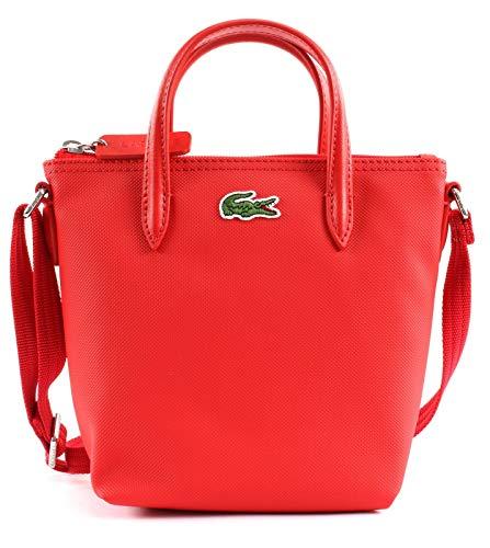 Lacoste Damen NF2609 Einkaufstasche, High Risk Red, Taille unique