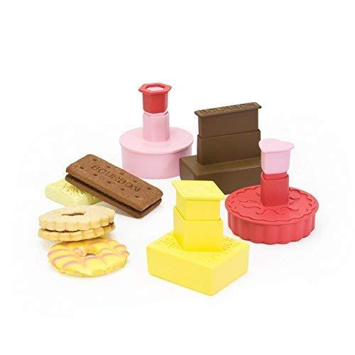 Dexam 17851061 Classic British Biscuit Cookie Cutters - Set of 4