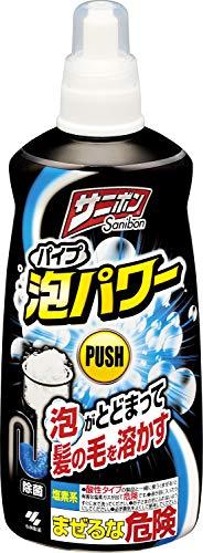 小林製薬『サニボン泡パワー』