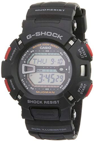 CASIO G Shock G 9000 1VDR Mudman Men's Watch Mud Master
