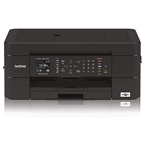 Brother MFCJ491DWZU1 MFC-J491DW MFP 6000X1200 12IPM 128MB PRNT/CPY/SCN - (Printers > Multifunction...