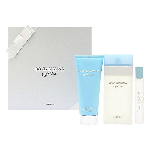 D & G Light Blue By Dolce & Gabbana For Men, Eau De Toilette Spray, 2.5-Ounce Bottle