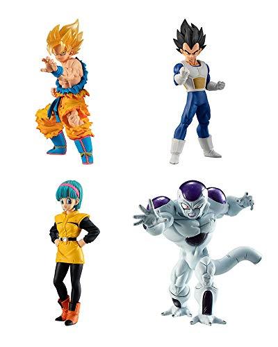 Gashapon Dragon Ball Super: Frieza 03 HG Series Set