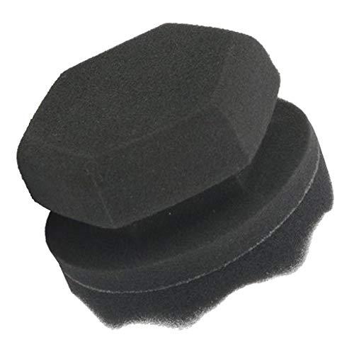 Amuzocity Almohadillas de Pulido de - 8 Cm