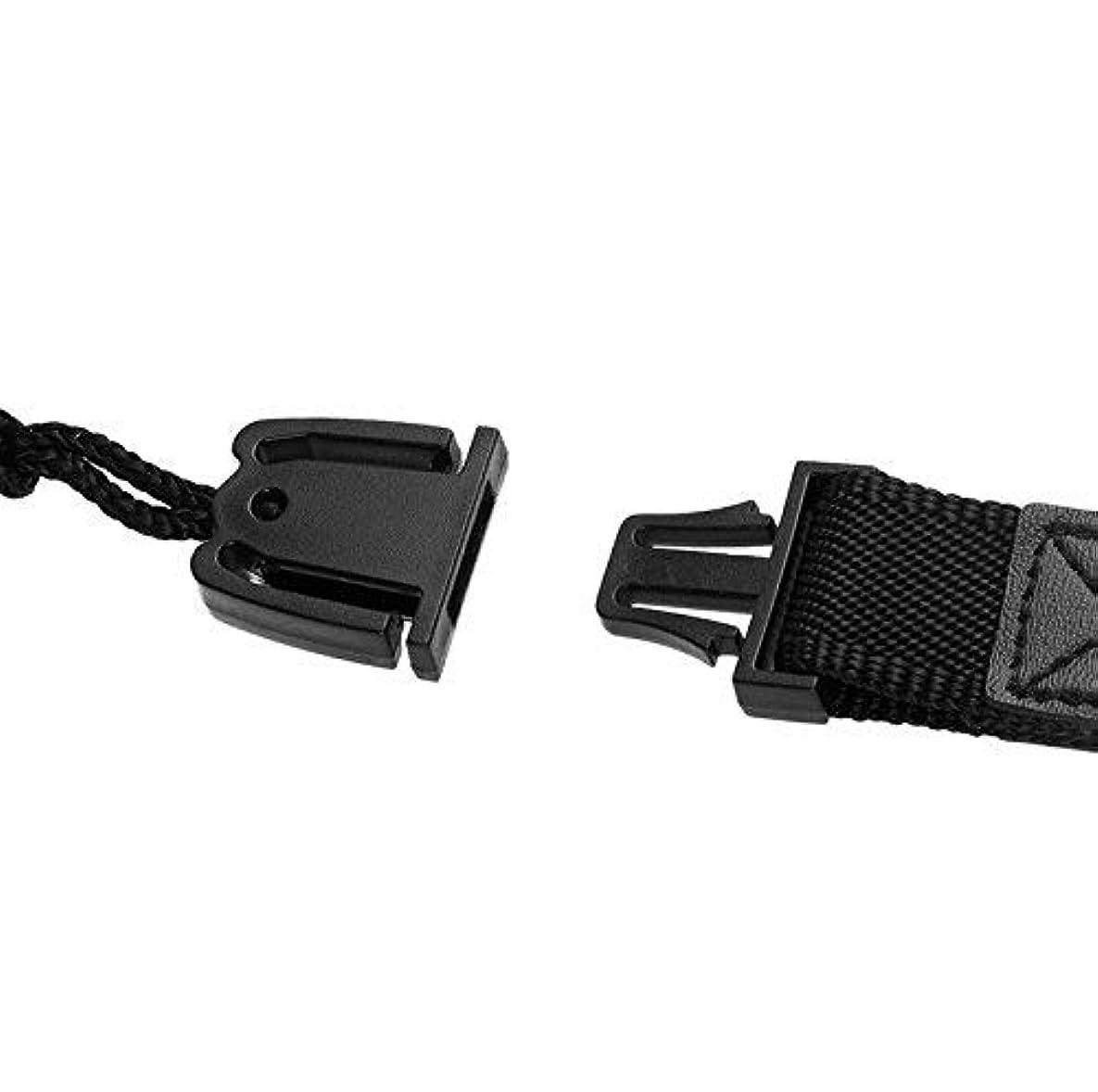 熱ガレージ電極gundoop Gopro用ネックストラップ ショルダーストラップ 胸ストラップマウント 脱落防止 取り外し可能(スタイル2)