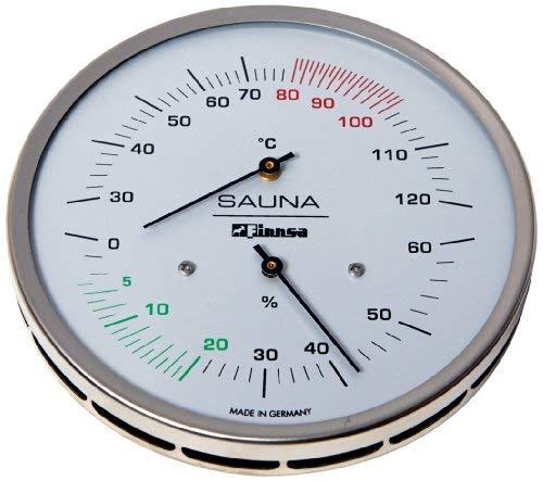 Interline 40940540 Luxuriöser Thermometer-Hygrometer