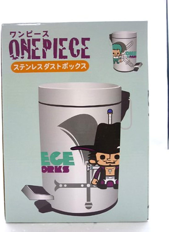ONEPIECE PANSONWORKS One Piece x Pansonwakusu Edelstahl Staubkasten ZGold & Mihawk (Japan Import   Das Paket und das Handbuch werden in Japanisch)