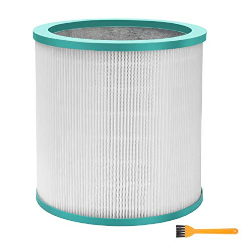 Smilyan 1 Pack Air Purifier Replacement Filter for Dyson Tower Purifier Pure Cool Link TP01 TP02 TP03 BP01, Compare to Part 968126-03