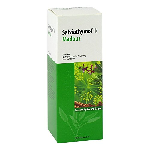 Salviathymol N Madaus Tro 100 ml