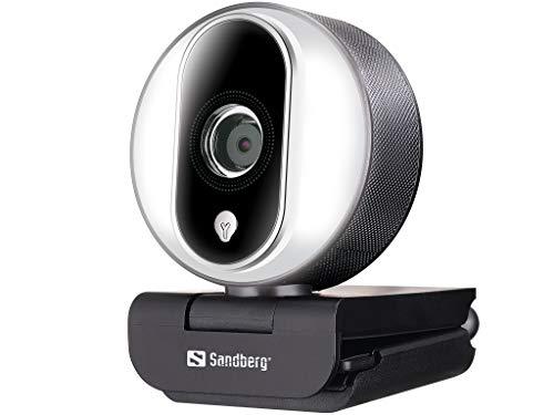 sandberg webcam pro usb streamer