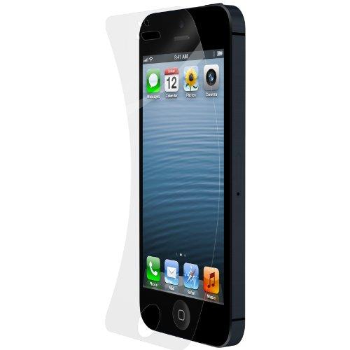 Belkin F8W355VF True Clear Invisi Glass Screen Protector for iPhone SE/5...