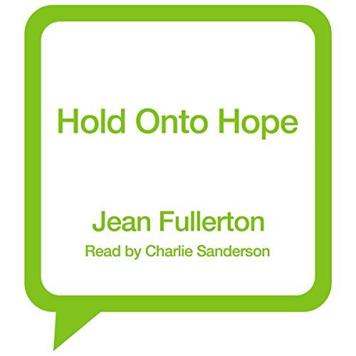 Hold Onto Hope cover art
