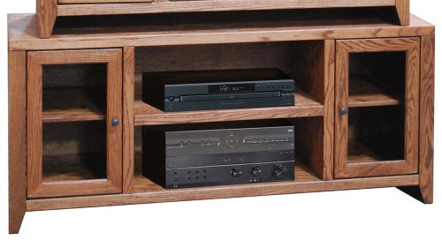 Where to buy city loft 60 tv console golden oak for Where to buy tv console