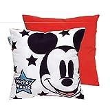 ARDITEX WD12493 Cojín de 40x40cm de Disney-Mickey