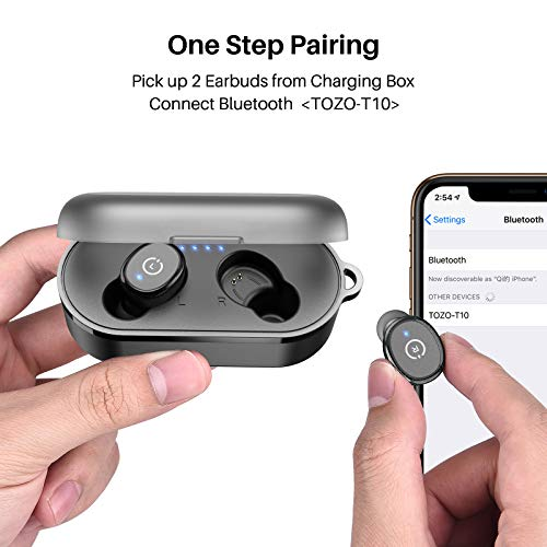 Product Image 3: TOZO T10 Bluetooth 5.0 Wireless Earbuds
