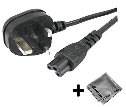 6 ft UK AC Power Cord for Infocus Digital LCD Projectors LP130