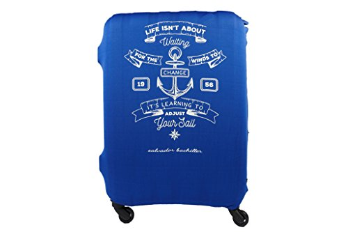 Salvador Bachiller - Funda Universal Sail Compl Viaj Lgz1702 Azul L